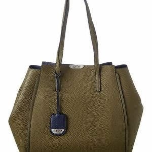 NWT Kenneth Cole Reaction Willowbrook Satchel purs